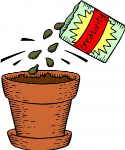 Seeds clipart plant seed