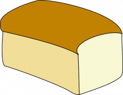 Randome clipart loaf bread