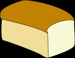Randome clipart loaf bread