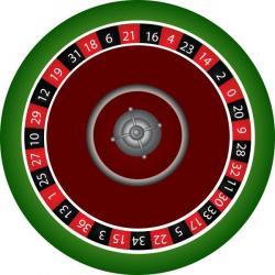 Roulette Wheel clipart roullette