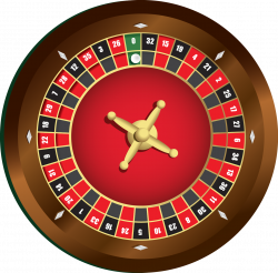 Roulette Wheel clipart french roulette