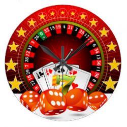 Roulette Wheel clipart standard