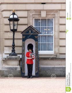 Royal Guards clipart london guard