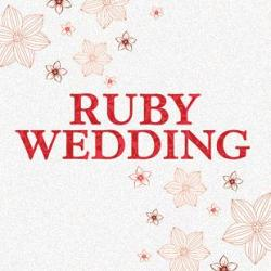 Ruby clipart ruby wedding