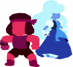 Ruby clipart sapphire