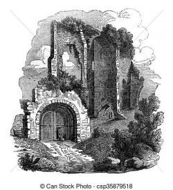 Ruin clipart