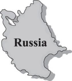 Russia clipart Russia Map Clipart