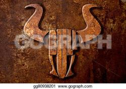 Rust clipart background