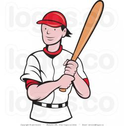Baseball clipart racket