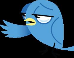 Bluebird clipart twitter