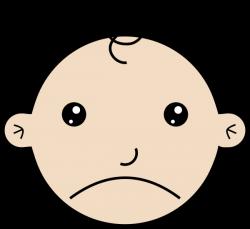 Sadness clipart sad baby