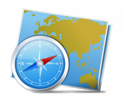 Compass clipart geography