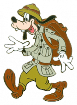 Safari clipart goofy
