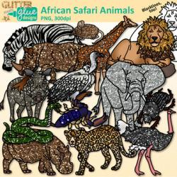 Safari clipart habitat