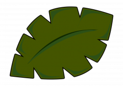 Leaves clipart jungle leaves
