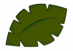 Safari clipart leaves