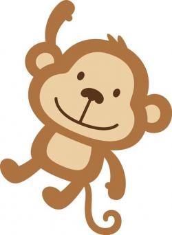 Safari clipart monkey