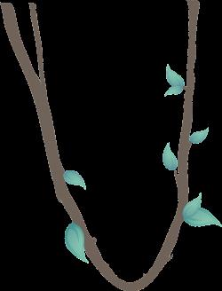 Ivy clipart rainforest vine
