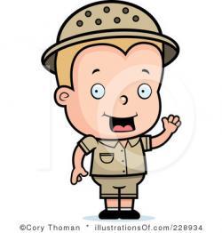 Safari clipart ranger