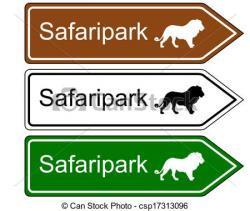 Safari clipart safari park