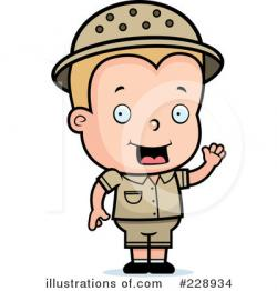 Safari clipart safari person