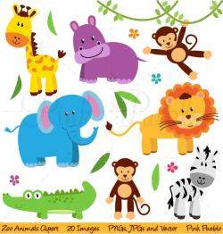 Exotic clipart land animal
