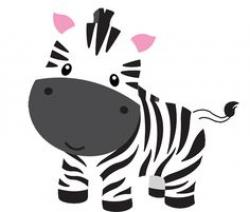 Safari clipart zebra