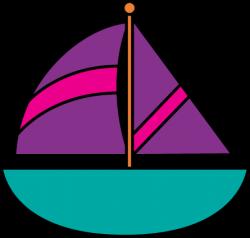 Row Boat clipart sailing boat