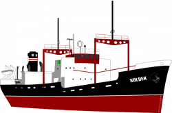 Sailboat clipart cargo ship