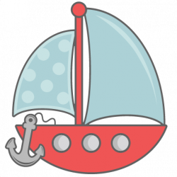 Sailing clipart anchor