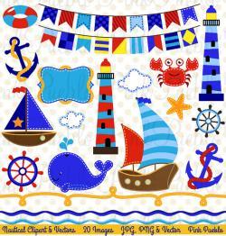 Sailing Boat clipart marina