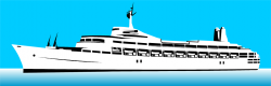 Cruise clipart royal caribbean cruise