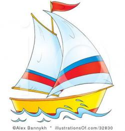 Sailing clipart family boating
