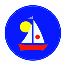 Sailboat clipart small boat