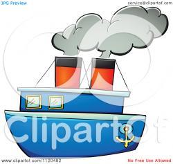 Steam clipart cartoon
