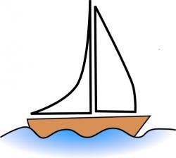 Sailing clipart rescue boat
