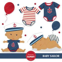 Sailing clipart uniform