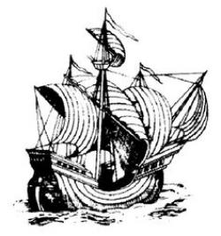 Sailing Ship clipart francisco vasquez de coronado