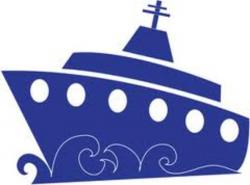 Cruise clipart cartoon