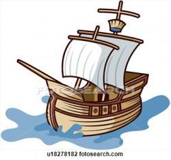 Sailing Ship clipart vessel