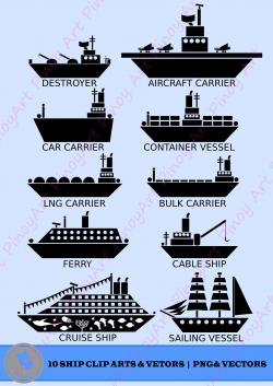Aircraft Carrier clipart swedish