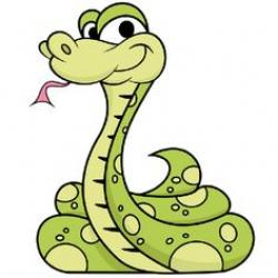 Serpent clipart confused