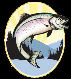 Salmon clipart washington