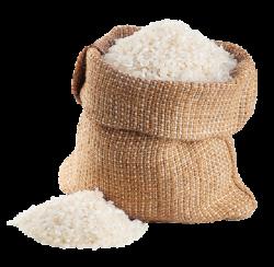 Salt clipart sack rice