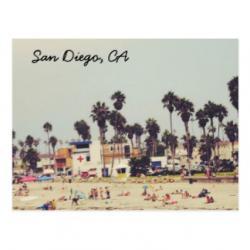 San Diego clipart San Diego Postcard