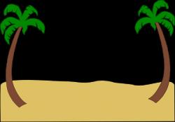 Seashore clipart sand