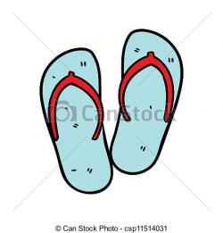 Sandal clipart sandalias