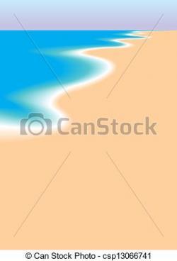 Sandy Beach clipart sea sand