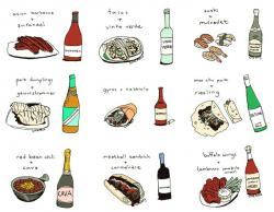 Sangria clipart food and wine