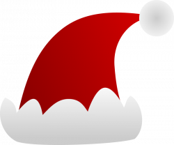 Elf clipart holiday hat